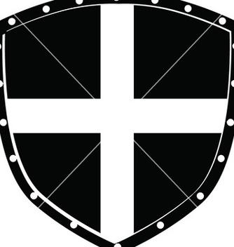 Free shield vector - Kostenloses vector #232517