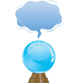 Free crystal ball icons vector - Free vector #232737