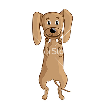 Free dog vector - Free vector #233457