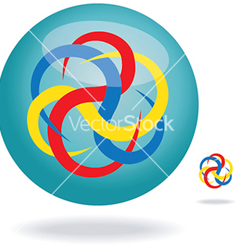 Free circular line design vector - Kostenloses vector #233497