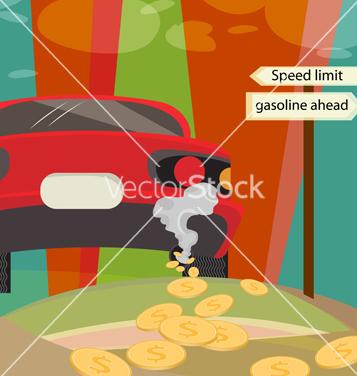 Free car vector - бесплатный vector #233957