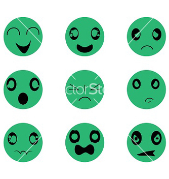 Free face vector - Kostenloses vector #234027
