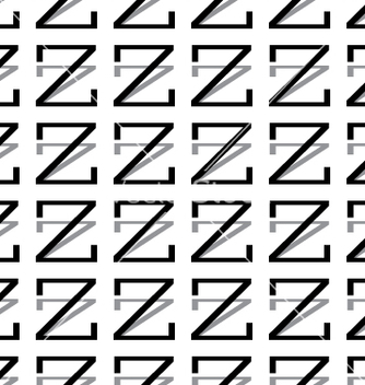 Free pattern letter z vector - Free vector #234357