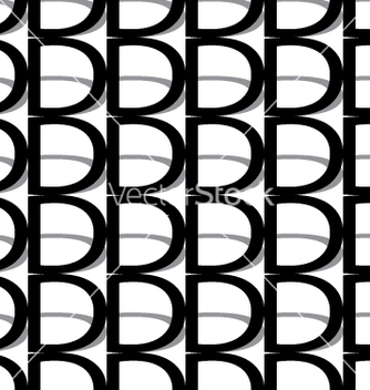 Free pattern letter d vector - Free vector #234397