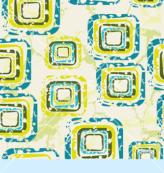 Free abstract pattern on a yellow background vector - Kostenloses vector #234607