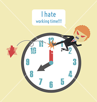 Free 85hate work vector - Free vector #234907