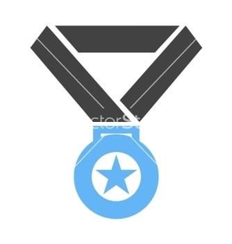 Free medal award vector - Kostenloses vector #234967