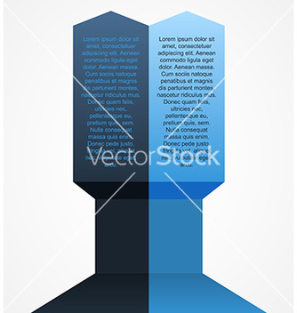 Free modern arrow infographics element vector - Free vector #235137