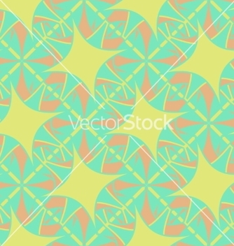 Free seamless geometrical pattern vector - vector gratuit #235557