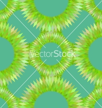 Free stylized sea urchin seamless pattern vector - Kostenloses vector #235727