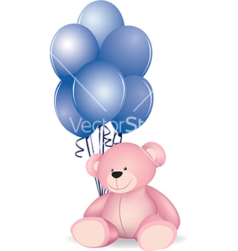 Free teddy bear vector - бесплатный vector #235737