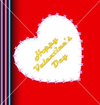 Free happy valentines day vector - Free vector #235777
