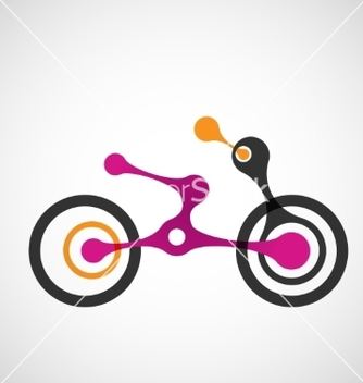 Free abstract moto transport eps vector - Free vector #237487