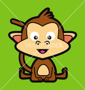 Free monkey vector - Free vector #238137