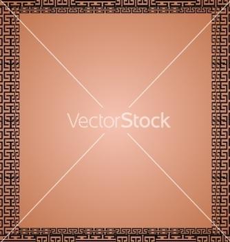 Free retro frame vector - бесплатный vector #238187