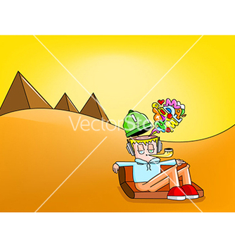 Free couch potato vector - Free vector #238337
