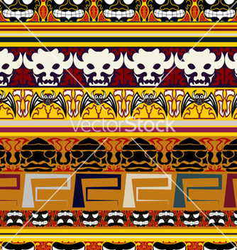 Free traditional indian pattern vector - Free vector #238347