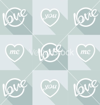 Free popart style card symbol of love vector - Free vector #238427