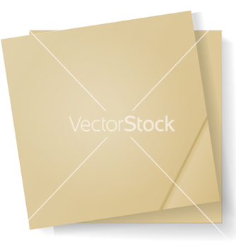 Free sheets of paper for notes vector - Free vector #238917