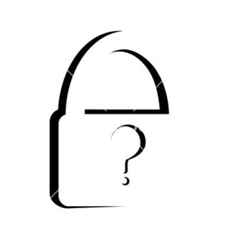 Free lock vector - Free vector #239127