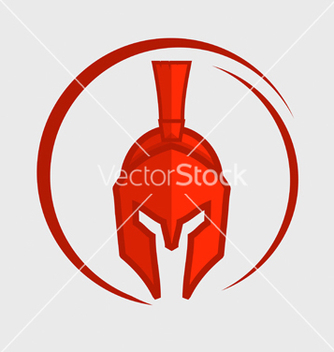 Free red warrior vector - Free vector #239607