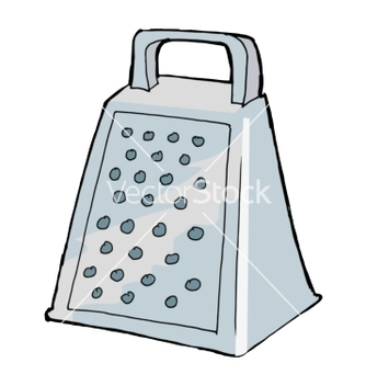 Free grater vector - Free vector #242377
