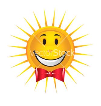 Free happy sun vector - Kostenloses vector #242397