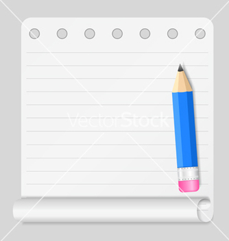 Free notebook paper vector - Free vector #242997