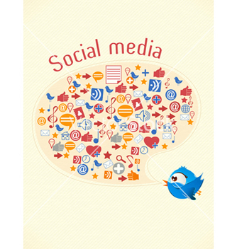 Free social media vector - Free vector #243367