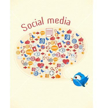 Free social media vector - Kostenloses vector #243367