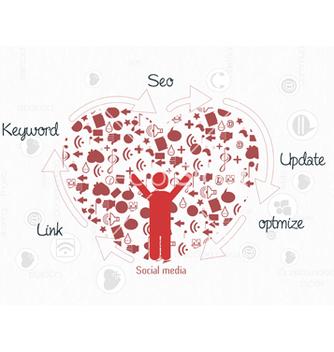 Free social media vector - Kostenloses vector #243437