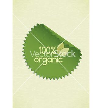 Free bio sticker vector - Free vector #243507