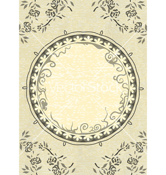 Free vintage frame vector - Free vector #243517