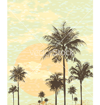 Free summer background vector - Free vector #243637