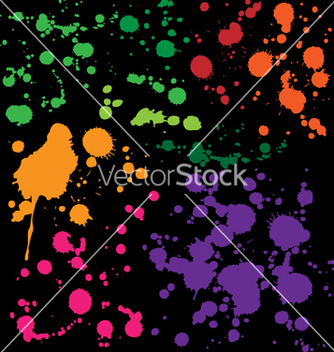 Free splats preview vector - vector gratuit #243747