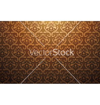 Free damask web banner vector - Free vector #243957