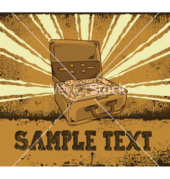 Free music background vector - vector gratuit #244137