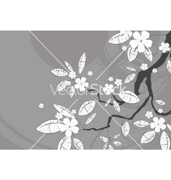 Free spring floral background vector - Free vector #244217