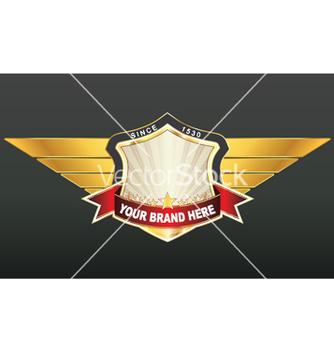 Free vintage label vector - Kostenloses vector #246557