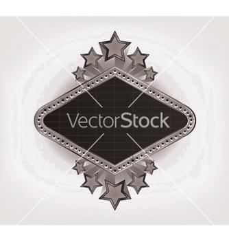 Free vintage neon sign vector - Free vector #247117