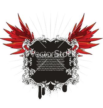 Free vintage emblem vector - Kostenloses vector #247247