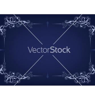 Free elegant vintage label vector - Free vector #247317
