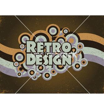 Free retro poster vector - vector #247477 gratis
