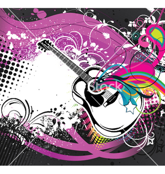 Free concert poster vector - Free vector #249057