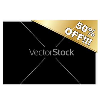 Free vintage gold corner vector - Free vector #249877