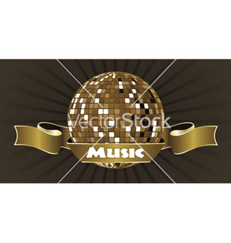 Free music emblem vector - Free vector #250557
