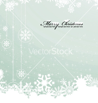 Free christmas background vector - Free vector #251347