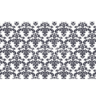 Free damask web banner vector - Free vector #252067