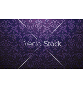 Free damask web banner vector - Free vector #252877