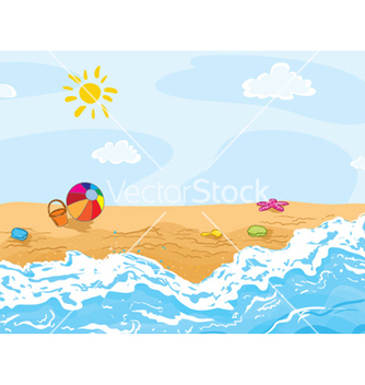 Free cartoon background vector - Free vector #254117